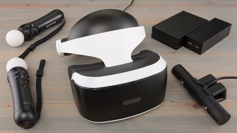Kính thực tế ảo PlayStation VR Sony
